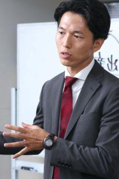 プロフィール 株式会社勝負ポイント 代表取締役 小島主